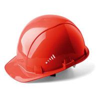 Каска защитная по ГОСТ 12.4.128-83 красная