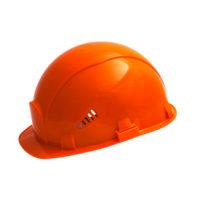 Каска защитная по ГОСТ 12.4.128-83 оранжевая
