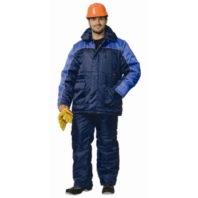 Зимняя строительная одежда