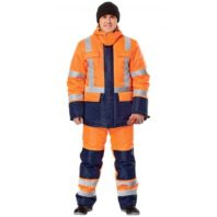 Костюм АЛЬЯНС: куртка, полукомбинезон 070070