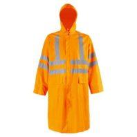 Плащ повышенной видимости и для защиты от влаги 2HANDS PP1HV оранжевый
