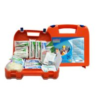 Аптечка АППОЛО первой помощи работникам (пластиковый чемодан) 67116