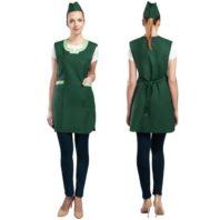 Униформа НИКА зеленый с салатовым КОС 844