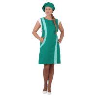 Униформа ВИНТАЖ зеленый КОС 871