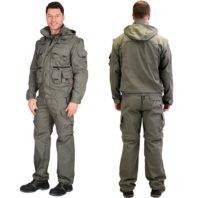 Костюм СИРИУС ТИГР 102677 оливковый (куртка, брюки)