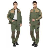 Летний костюм СТАРТ оливковый мужской (куртка+брюки) 171831