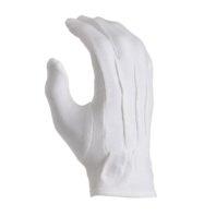 Перчатки хлопковые 1030W белые