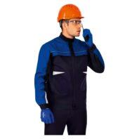 Куртка СПЕЦ-АНТИСТАТ 116-0004-01