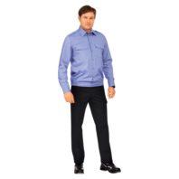 Сорочка ПАТРУЛЬ с длинным рукавом 109-0073-01