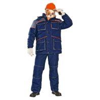 Костюм СПЕЦ утепленный мужской рабочий 103-0034-40