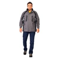 Куртка CERVA НАЙАЛА мужская утепленная зимняя 103-0084-02