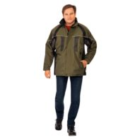 Куртка CERVA НАЙАЛА мужская утепленная зимняя 103-0084-01
