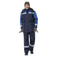Куртка ДРАЙВ C/О утепленная зимняя мужская 103-0155-02