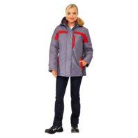 Куртка ЛЕДИ СПЕЦ утепленная зимняя женская 103-0096-01